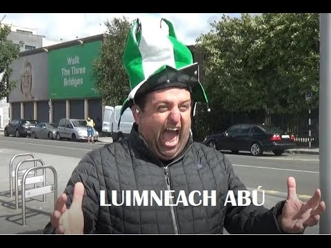 LIVE 95FM'S LUIMNEACH ABÚ (IN CROKER WE'LL SEE YOU)