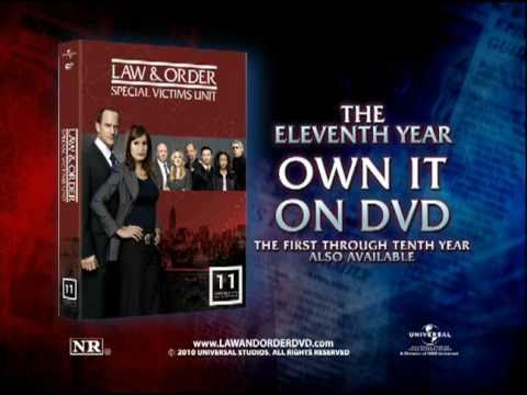 Law & Order: Criminal Intent Series Trailer - Season 5 on DV