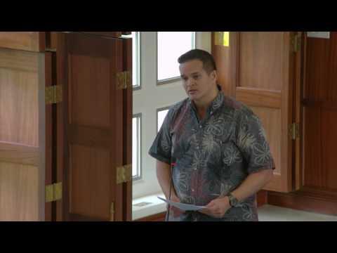 34th Guam Legislature Afternoon Session Part 2 - March 7., 2017