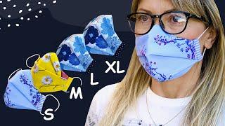 Máscara de Proteção 4 em 1 – Sem Névoa nos Óculos