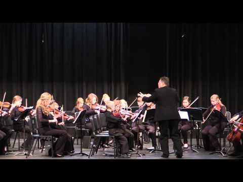 Fancy Fiddles PR Student Orchestra