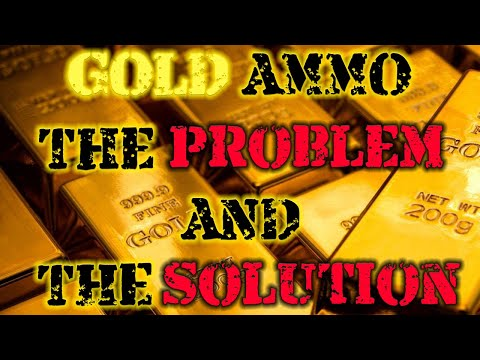 GOLD AMMO Is WG fixing the problem or just create a new one? + My solution