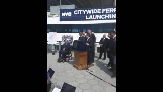 Citywide Ferry Service Launching in 2017