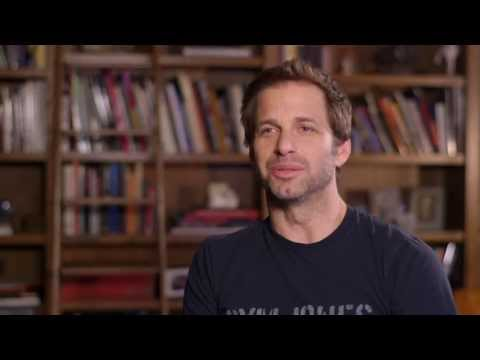 Zack Snyder Interview -  'Man Of Steel 2013
