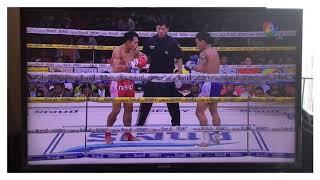 มวยไทย 7 สี สะท้านฟ้า VS โชคดี TheRapper  อาทิตย์ 19 สิงหาคม 2561