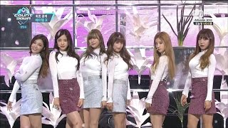 【HD繁體中字】 160929 A Pink - Only one @ M!Countdown