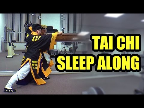 Sleeping Music for 40 Minutes with Tai Chi Magic