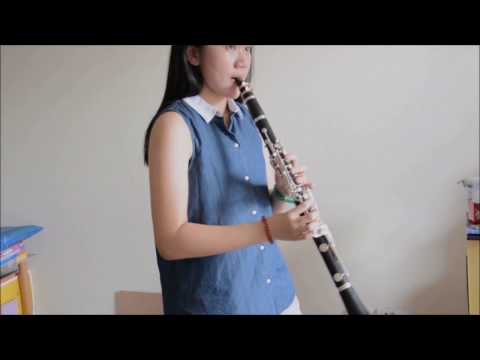 7 Years- Lukas Graham (Clarinet Cover)