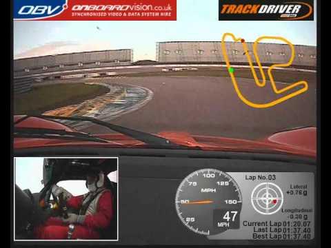 Lotus Elise R - Race Car Track test - Rockingham