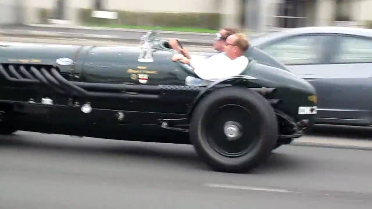 S Racing Bentley Speed Six Youtube