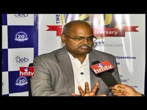 VSoft COO Srinivas Dronamraju Exclusive Interview on Demonetization   HMTV