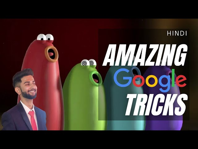 New Amazing Google Tricks - 2021 - Blob Opera -  Amazing Things You Can Do With Google - Hindi