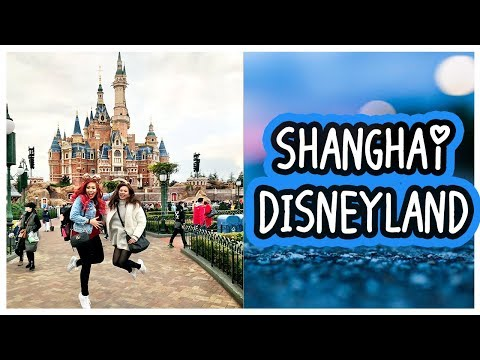 Shanghai Disneyland | Royal Caribbean Quantum of the Seas | China & Japan (PART 3) TRAVEL VLOG