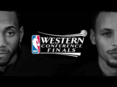 2017 NBA Playoffs WCF   Warriors vs Spurs Game 3   NBA on ESPN Intro