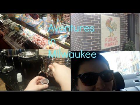 Adventures in Milwaukee