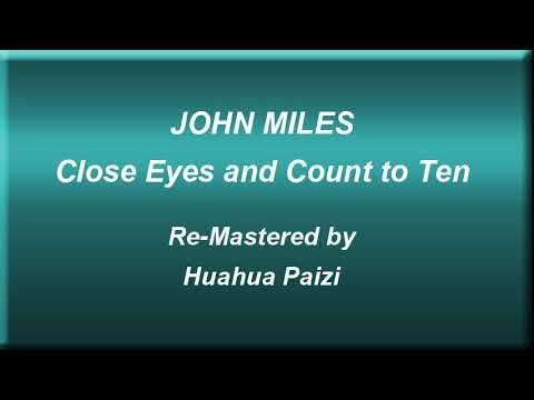 John Miles   Close Eyes and Count to Ten