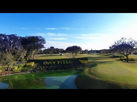 Cushman® Get Real - Arnold Palmer's Bay Hill Club & Lodge