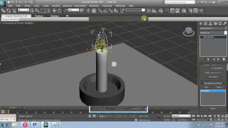 3Ds Max Tutorial: Candle Fire Effect