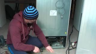 видео ремонт холодильника самсунг