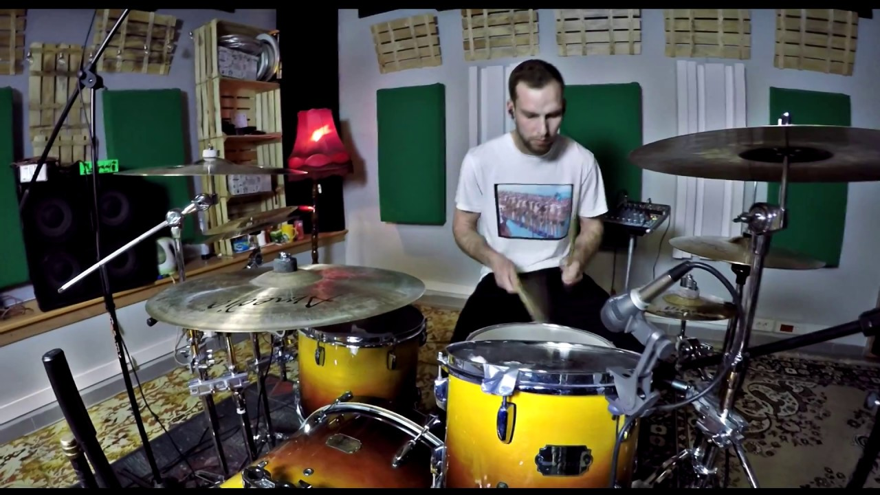 Bring Me The Horizon - Drown (drum cover) - YouTube