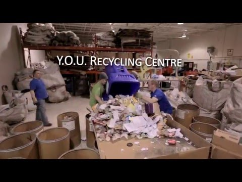 Youth Opportunities Unlimited - Y O U  Recycling Centre