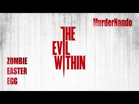 The Evil Within - Easter Egg Resident Evil 1 DC (GAMEPLAY PS4)