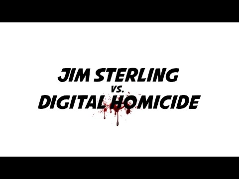 Jim Sterling Vs. Digital Homicide Interview