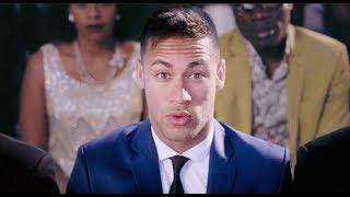 Neymar JR. Hilarious Funny Commercials (Neymar Listerine, Mc Donalds, Football Commercials)