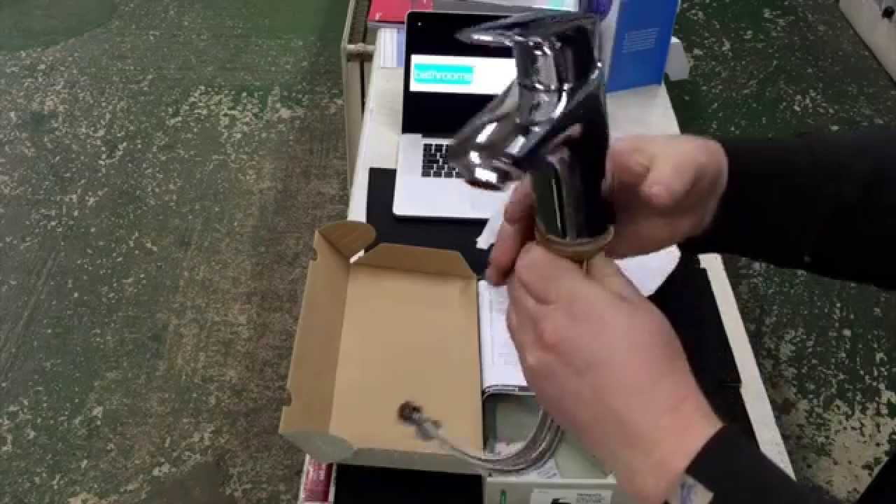 Komplett Neu Hansgrohe Logis Basin Mixer Tap Unboxing | 71071000  UY38