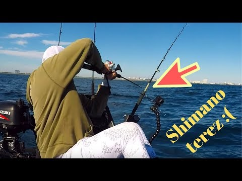 R.I.P SHIMANO TEREZ ROD, CHECKOUT HOW EASY THIS $260 ROD BROKE!