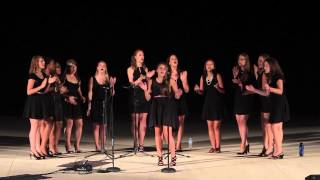 Little Bitty Pretty One (Frankie Lymon) - Passing Notes - 2014 W&M A Cappella Showcase