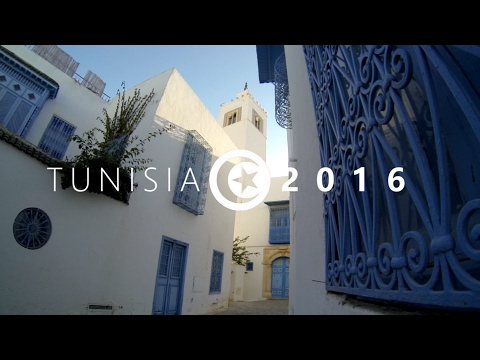 TUNISIA 2016 | Trip Edit || HSP