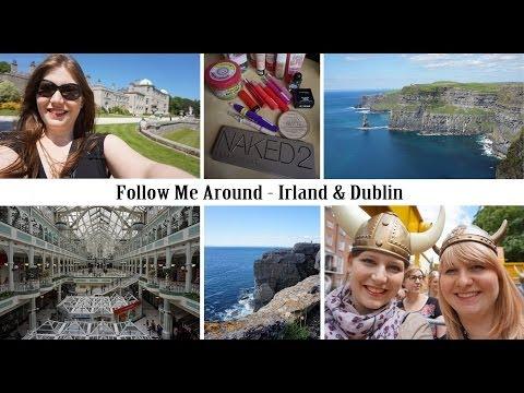 Follow Me Around - Irland & Dublin Urlaub