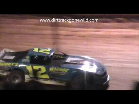 Modified Street Main @ Toccoa Raceway May 21st 2016
