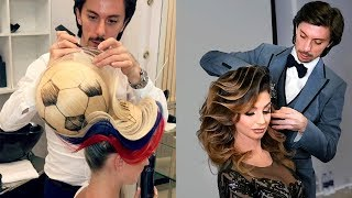 One of the Best Hairstylists in the World | Mind-Blowing Hairstyles Tutorials