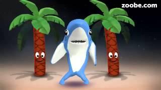 Акула прикол!!