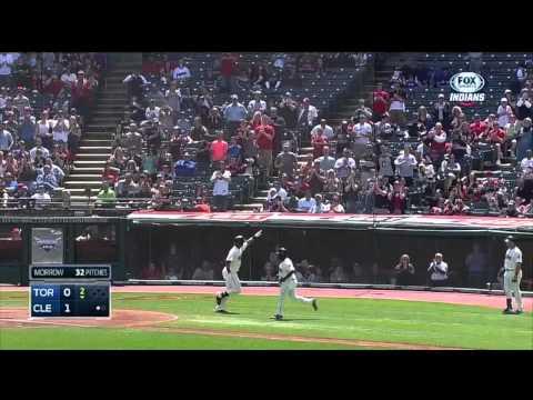4-20 | Michael Brantley Solo Home Run - Tom Hamilton