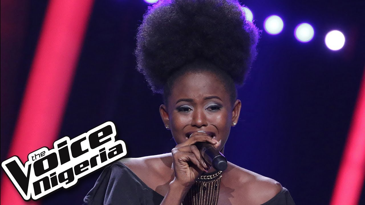 """Download Happiness Osassumwen sings """"Where Have You Been?"""" / Blind Auditions / The Voice Nigeria Season 2"""