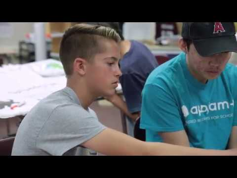AppJam+ Spring 2019 - Bernardo Yorba Middle School