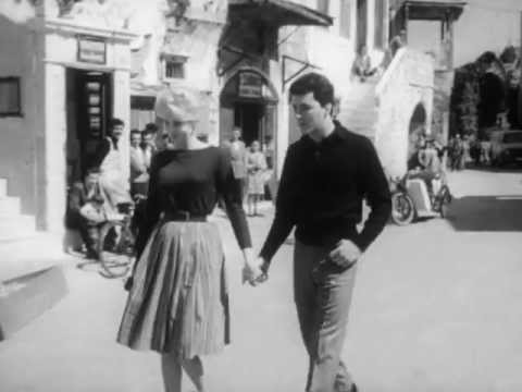 Evy and James Darren's - Honeymoon on Rhodes (1960)