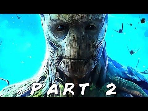 MARVEL'S GUARDIANS OF THE GALAXY Episode 1 Walkthrough Gameplay Part 2 - Gamora (Telltale)