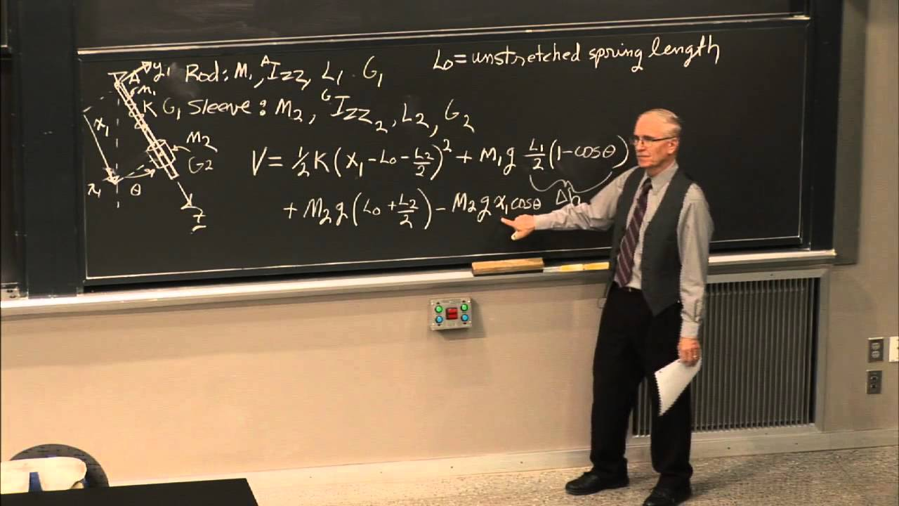 Variational principles and lagrange's equations ppt video online.