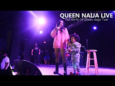 Queen Naija Performs 'Mama's Hand', 'Karma', + Much More Live | The Birth Of Queen Naija Tour