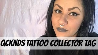 qcknds tattoo collector tag