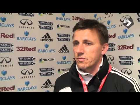 Swansea City Video: Tony Pennock after the FAW Youth Cup Final
