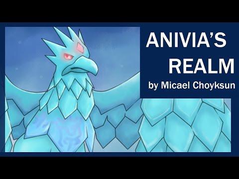 League of Legends : Anivia's Realm