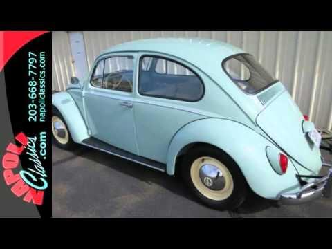 1965 Volkswagen Beetle Milford CT Stratford, CT #37213 - SOLD