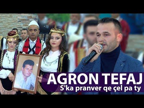 Agron Tefaj-S'ka pranver qe çel pa ty ( Video HD ) Tv Kopliku