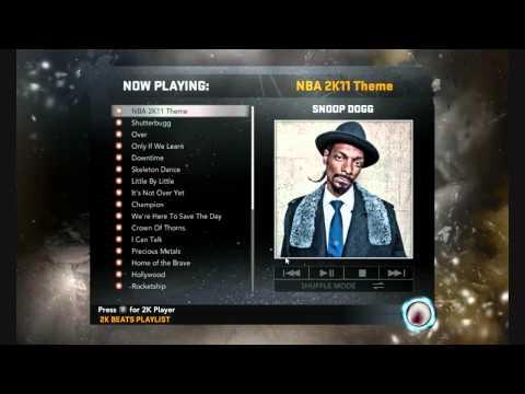 NBA 2K11 Soundtrack - Snoop Dogg - NBA 2K11 Theme
