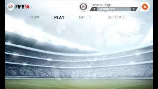 How to unlock all featues in FIFA 14 Android